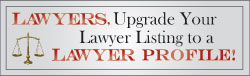Upgrade Local Lawyer Profile